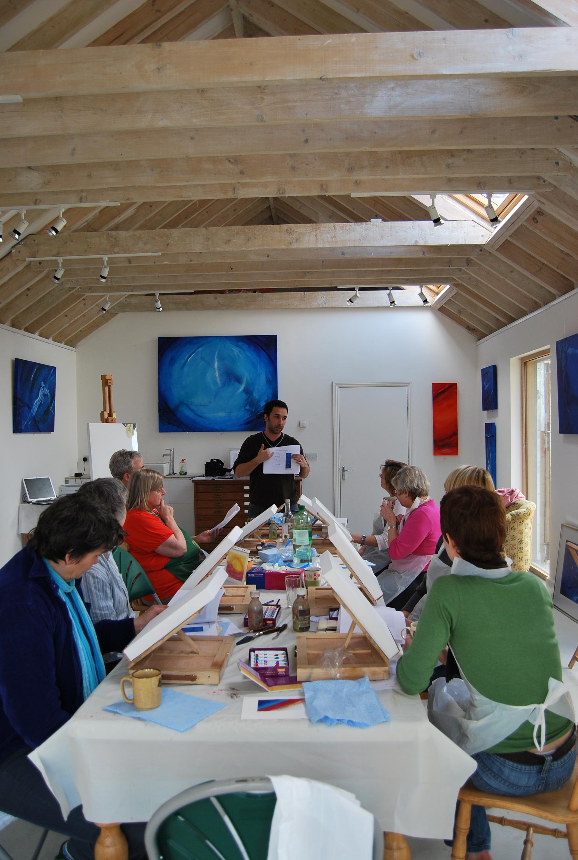Soul Expression Workshop