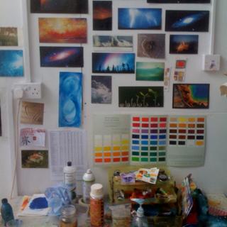 My inspiration board